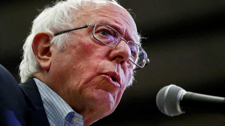 Inteligencia de EE.UU. avisa a Bernie Sanders que Rusia apoya su campaña