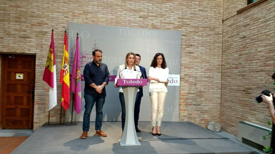 Milagros Toledo presenta la estrategia de desarrollo sostenible de Toledo
