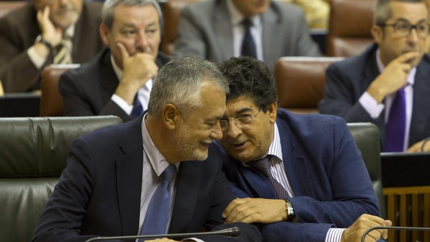 Griñán aboga por un cambio en el modelo de financiación y un reparto más justo del déficit