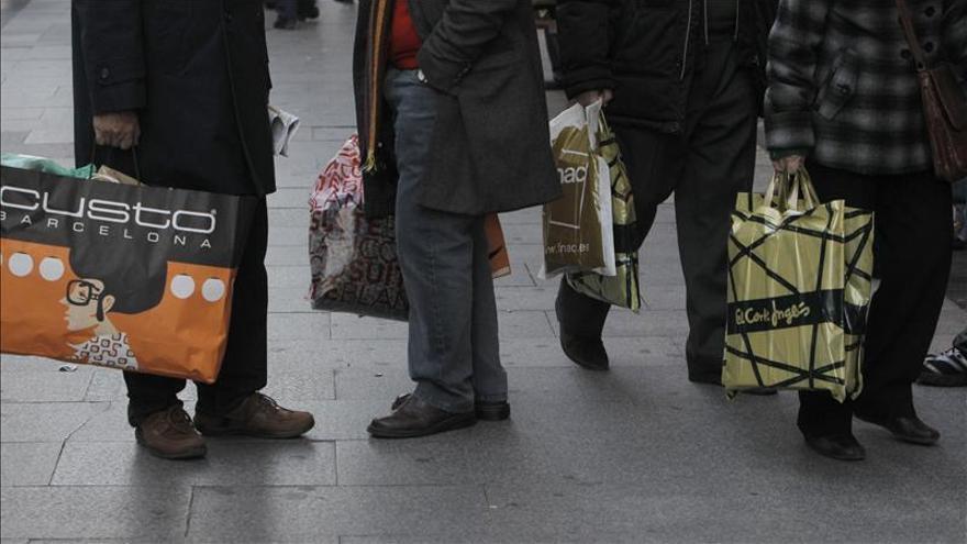 La subida del consumo eleva un 0,5 por ciento el PIB del tercer trimestre, según el INE