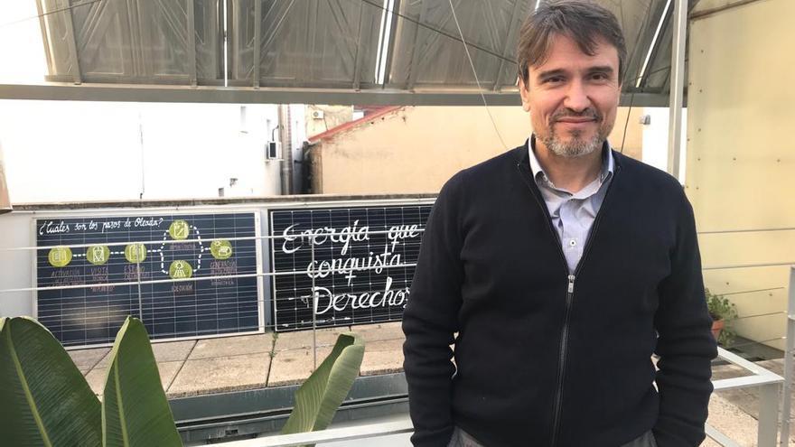 El economista Mario Sánchez-Herrero.