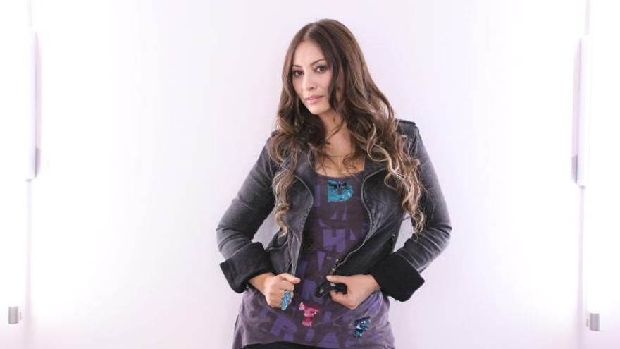 En la imagen, la cantante chilena Myriam Hernández.