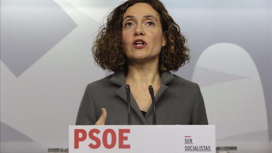 """El PSOE ve """"unidad"""" en torno a Pedro Sánchez aunque haya """"voces críticas"""""""