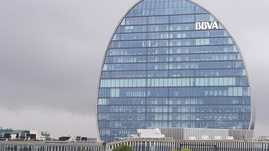 Sede de BBVA en Madrid
