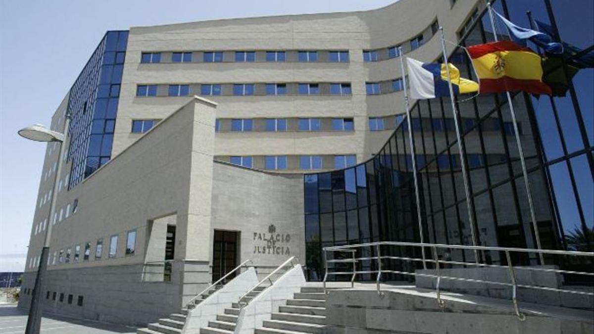 Sede de la Audiencia Provincial de Santa Cruz de Tenerife.