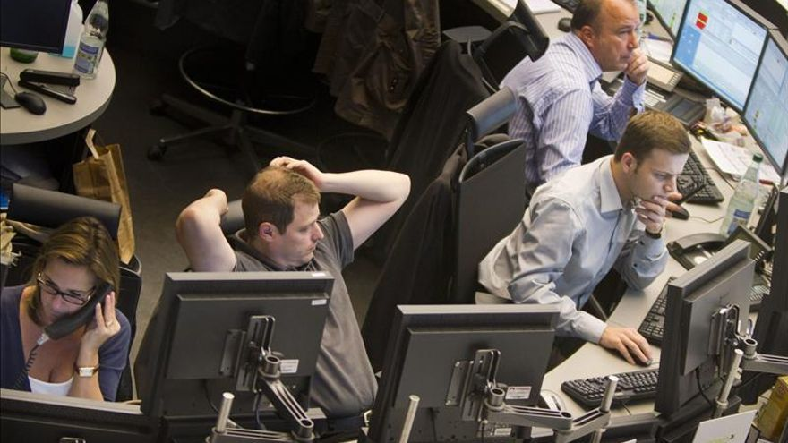 La Bolsa de Fráncfort sube un 0,17 % en la apertura