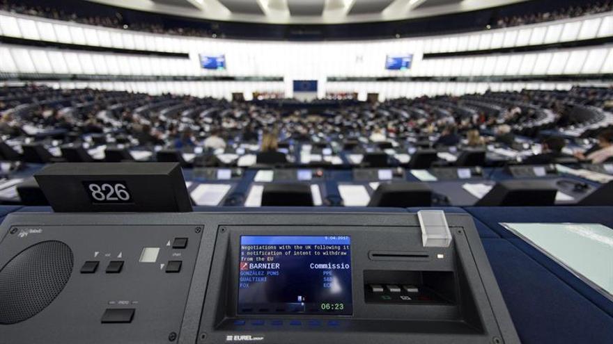 La Eurocámara deja fuera a Gibraltar de la posición de negociación con Reino Unido