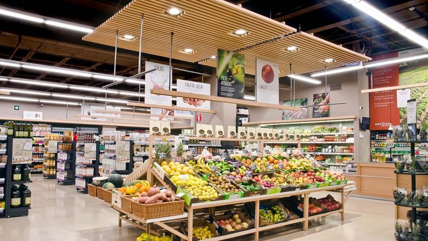 Veritas inaugura un supermercado ecológico de 300m2 en Bilbao