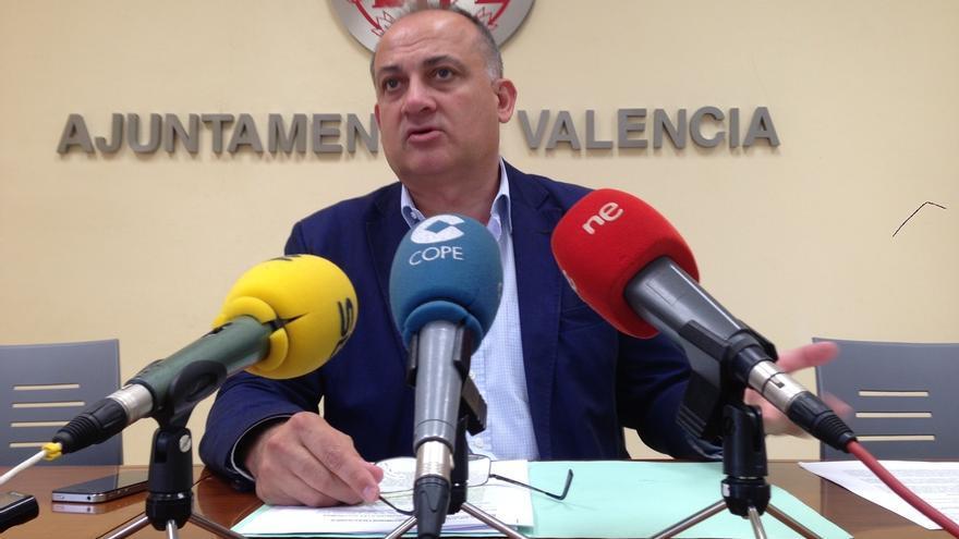"""El PSPV cree que la dimisión de Grau """"debilitaría"""" a Barberá porque """"se quedaría sin su escudo protector"""""""