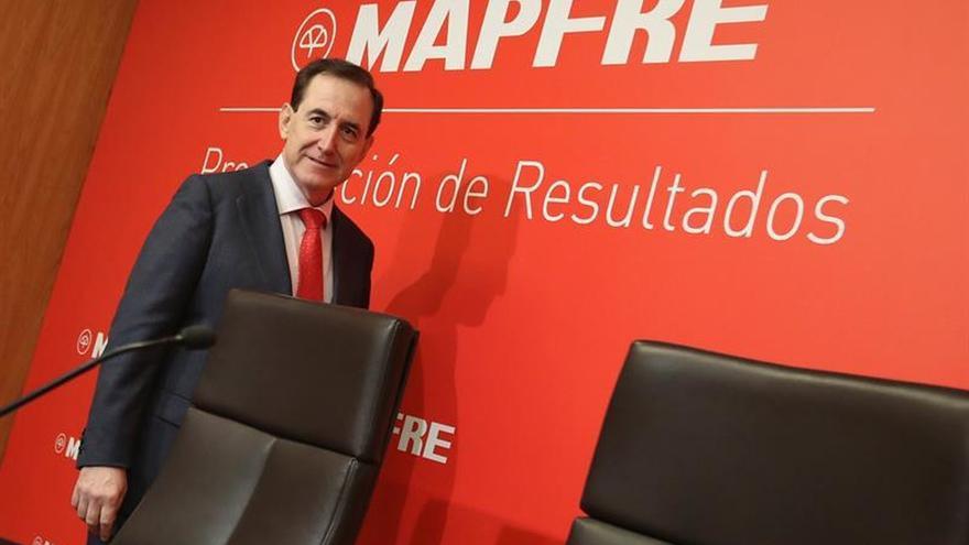 La aseguradora española Mapfre gana un 9 % gracias a España y Brasil