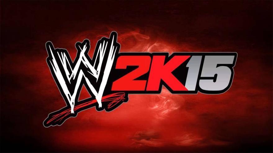 WWE 2K15 logo DRL