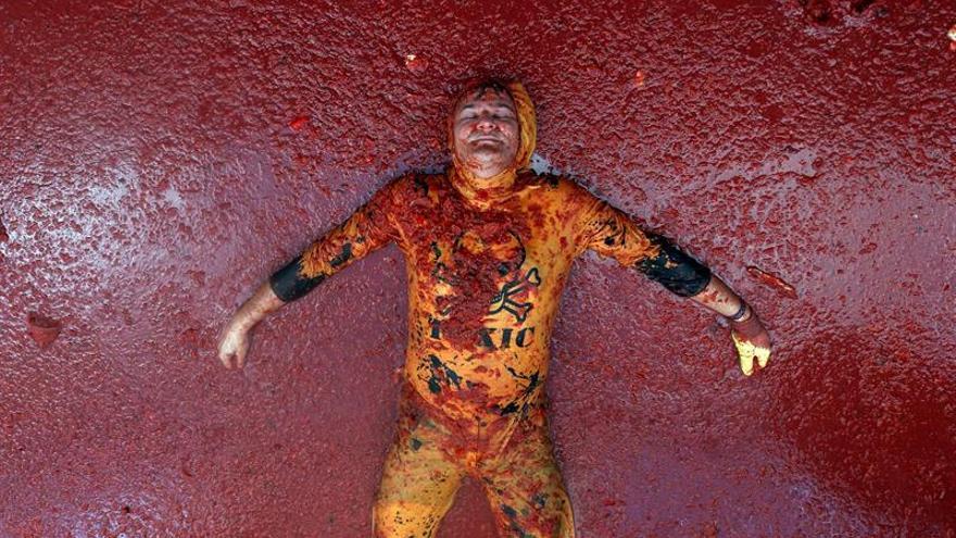 Buñol refuerza su seguridad para una Tomatina que espera a 22.000 personas