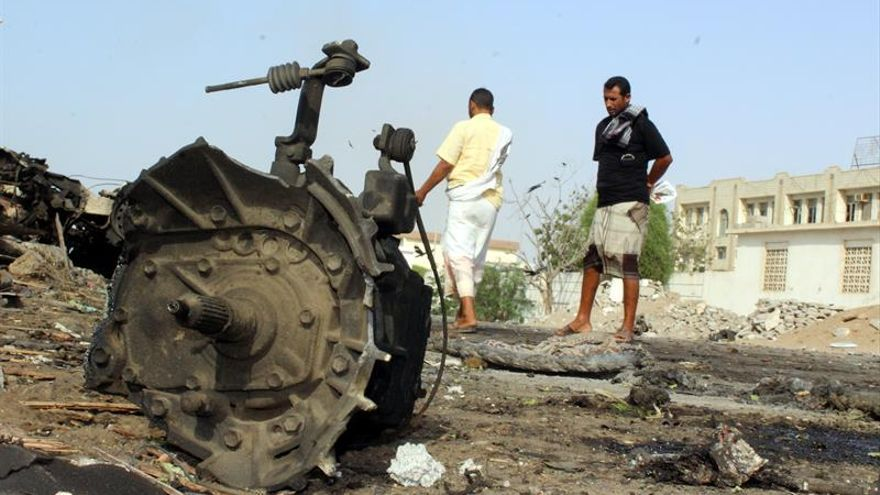 Decenas de muertos en dos atentados en la ciudad yemení de Adén