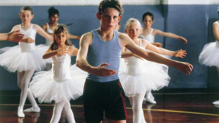 Fotograma de 'Billy Elliot' (Stephen Daldry, 2000)