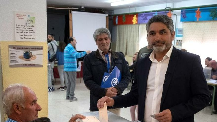 Juan José Cortés logra el escaño para el PP por Huelva