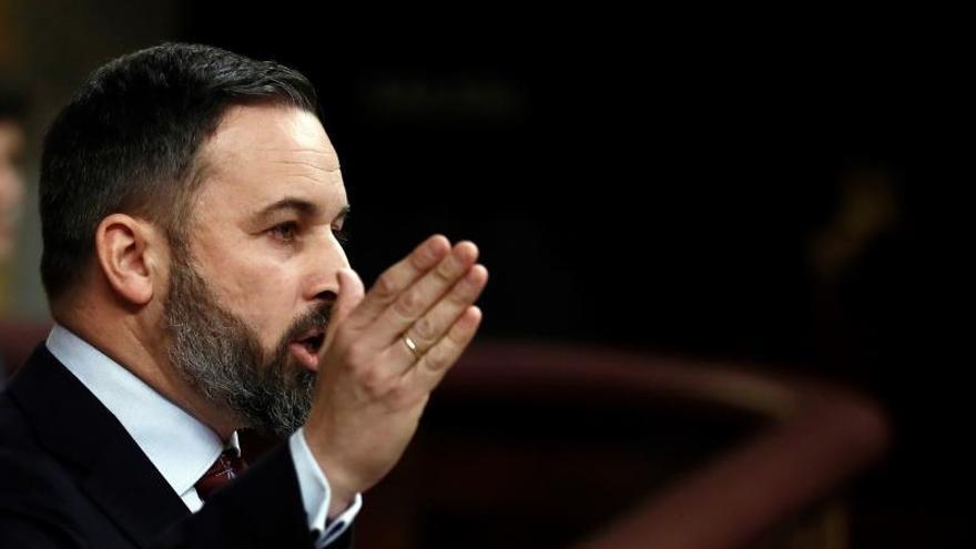 Vox denuncia a Podemos por financiación irregular de Bolivia