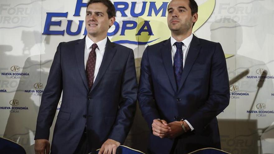 Rivera: El reto de Cs es ser alternativa en Madrid a un PP que se descompone