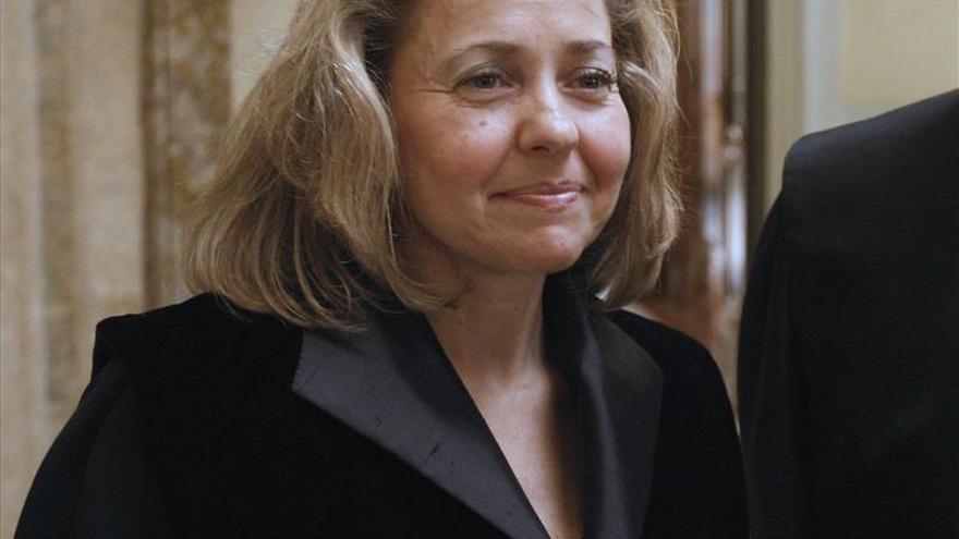 Consuelo Madrigal, nueva fiscal general del Estado