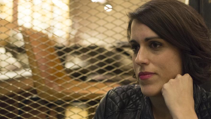 Laura Baena, publicista de 34 años y fundadora del movimiento  Malas Madres