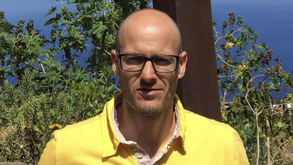 Antonio Gómez, candidato a los Premios Educa