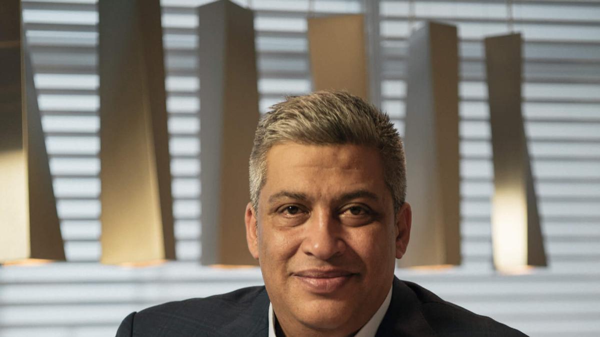 Carlos Rosales, empresario en ascenso