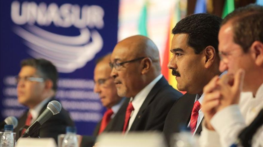 La conferencia de recursos naturales de Unasur se inició con un llamado a la unión