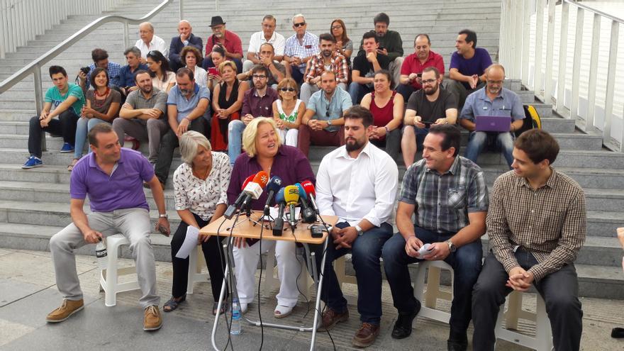 Presentación de Andalucía Plaza a Plaza.