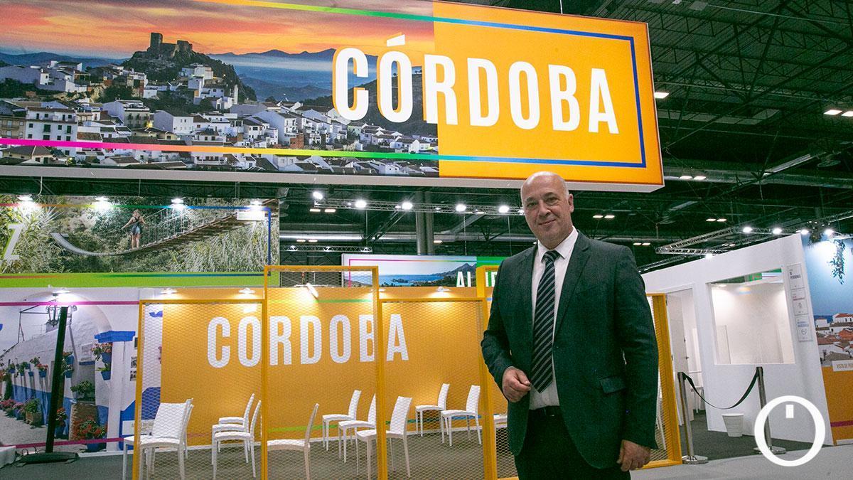 Entrevista a Antonio Ruiz, presidente de la Diputación de Córdoba en Fitur 2021