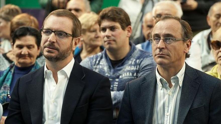 Javier Maroto y Alfonso Alonso han sido condenados por el Tribunal de Cuentas.