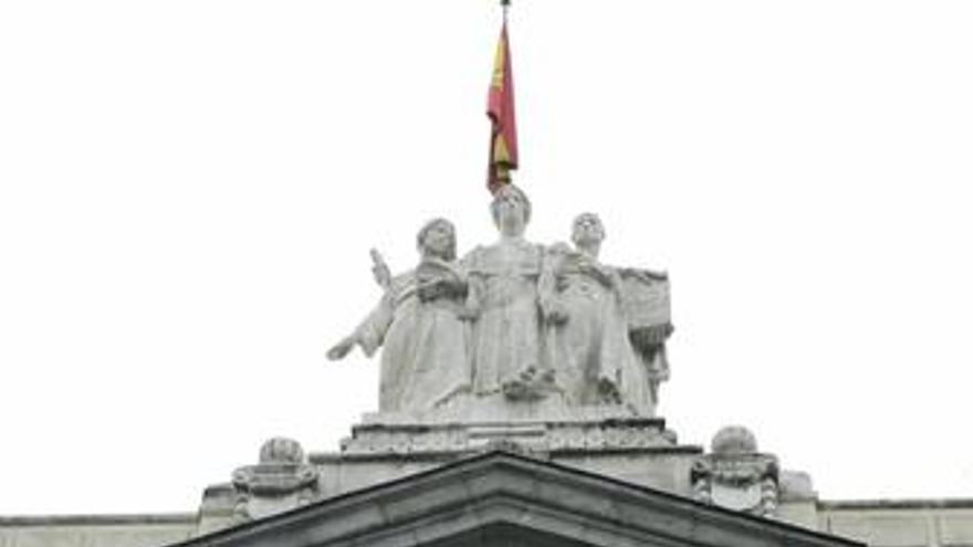 """Justicia invertirá 12 millones de euros para """"poner al día"""" al Supremo"""