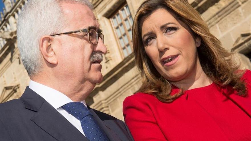 Díaz asegura que respaldará el pacto con Ciudadanos en el Comité Federal