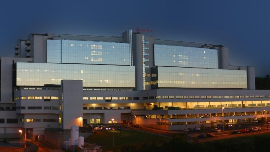 Hospital de Santiago de Compostela.
