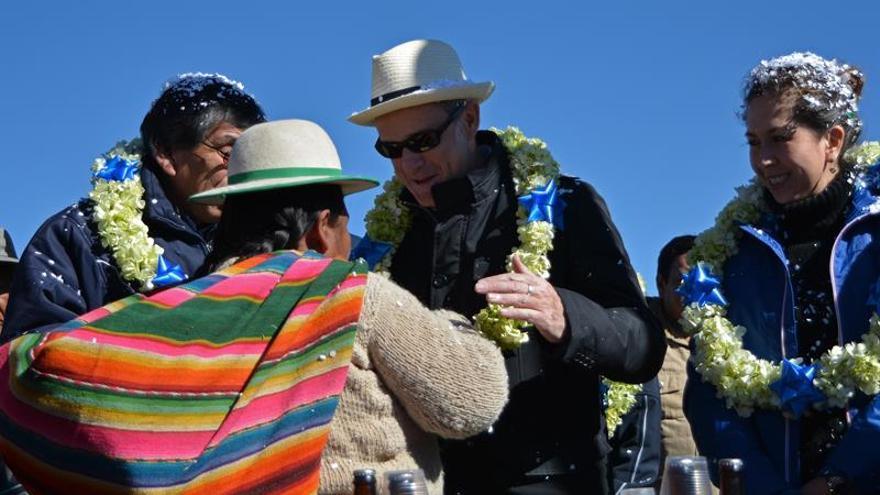 Bolivia inaugura catorce sistemas de agua potable financiados por España