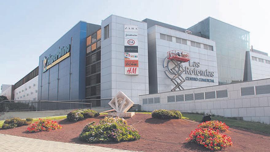 Centro Comercial Las Rotondas, en Puerto del Rosario.