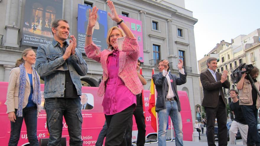 Toni Cantó (UPyD) desata las críticas de PSOE, IU y PP por cuestionar veracidad de las denuncias por violencia de género (EFE)