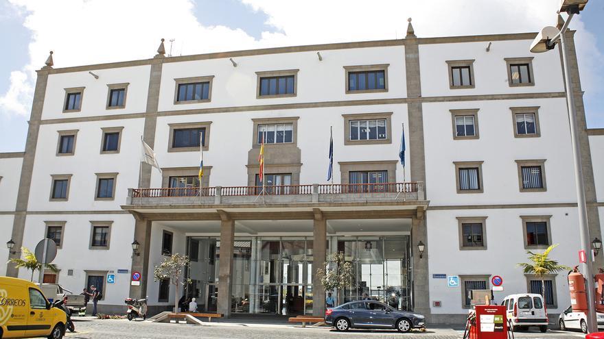 Sede de la Autoridad Portuaria de Las Palmas (ALEJANDRO RAMOS)