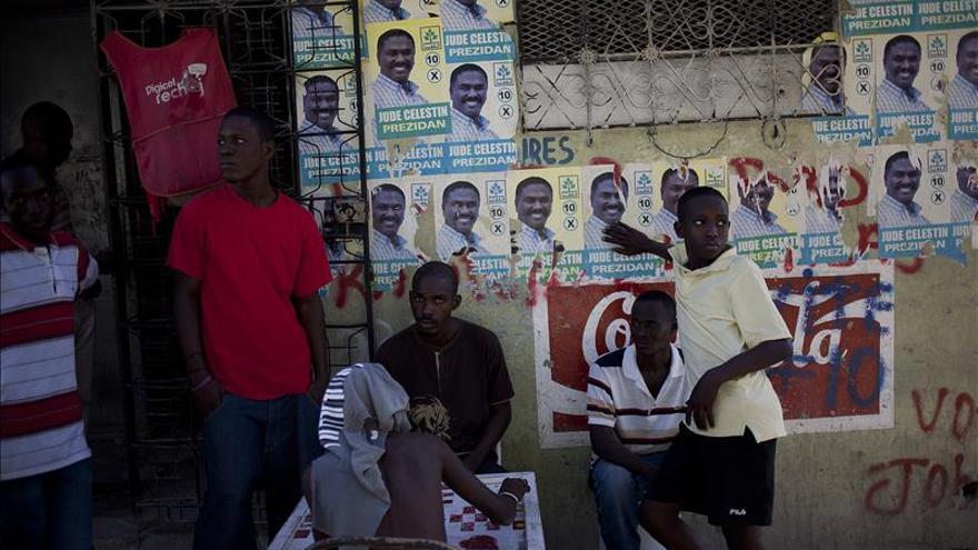La oposición de Haití rechaza los resultados de la comisión evaluadora de las elecciones