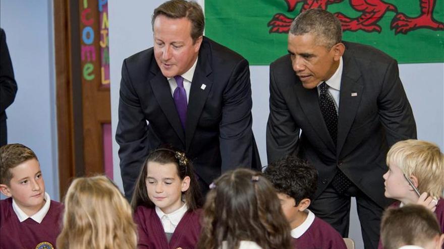 Cameron descarta dimitir si Escocia vota por la independencia
