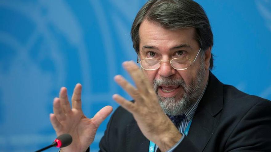 "Alonso (OMS): ""No es aceptable la baja contribución de España a cooperación"""