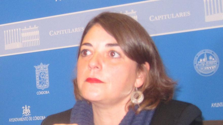 """Elena Cortés afirma que la """"persistencia y dureza de la crisis"""" exige como respuesta """"una quita hipotecaria"""""""