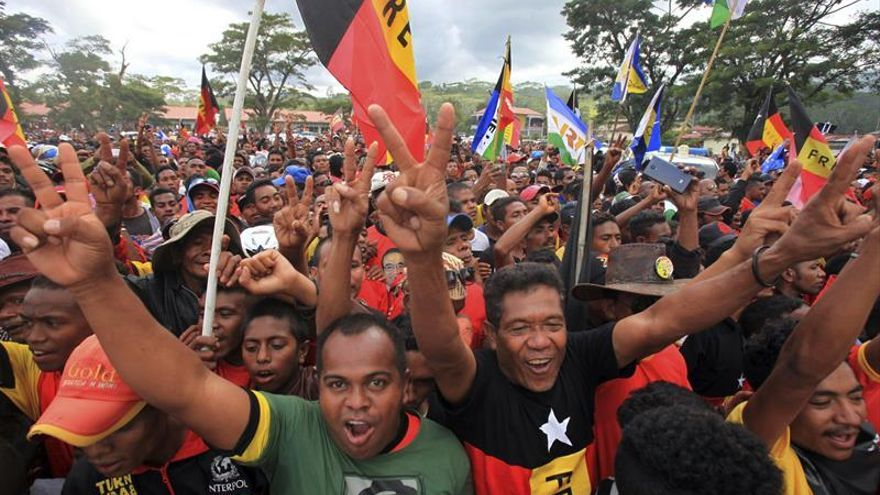Timor Oriental acude a las urnas para elegir al nuevo presidente del país