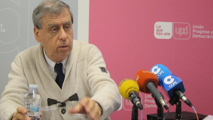 Los afiliados de UPyD eligen este sábado a su cabeza de lista a las europeas entre 41 candidatos