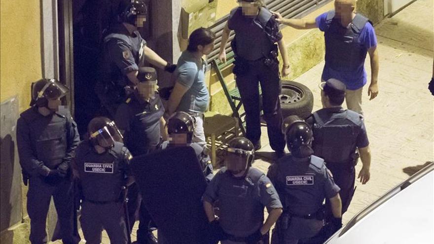 Detenidos de una reyerta en Mazarrón pasaron a disposición judicial
