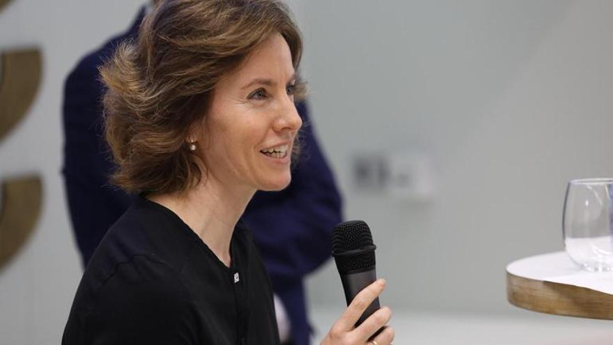La consejera Comercio, Consumo y Turismo, del Gobierno vasco, Sonia Pérez.