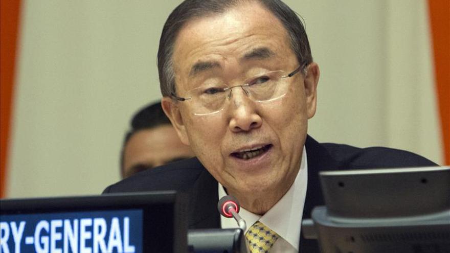 Ban dice que la soberanía de los estados no debe frenar las acciones de la ONU