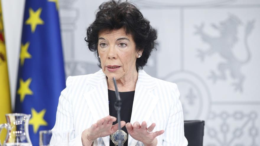 El Gobierno elude opinar sobre la petición de Torra de revisar los protocolos de los Mossos en manifestaciones