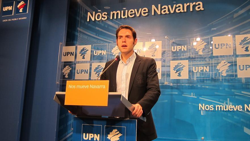 """UPN pide que los sindicatos nacionalistas paguen los daños de la huelga en Navarra y dice que ha habido """"kale borroka"""""""