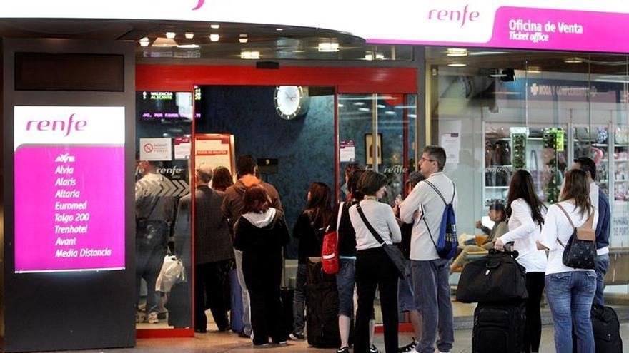 Renfe vende en menos de una hora los 25.900 billetes de su oferta a 25 euros