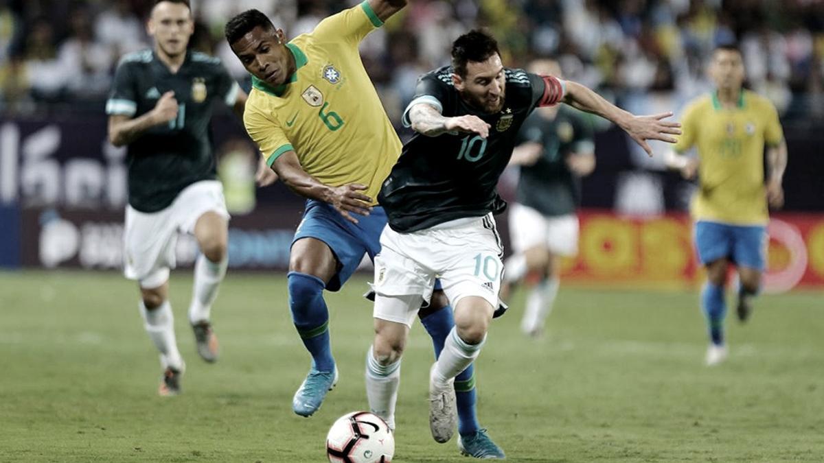 Argentina contará con 2 mil hinchas en la final del sábado de Río de Janeiro ante Brasil.