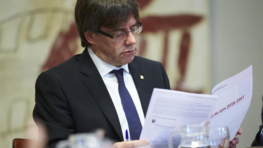 Puigdemont irá a la manifestación independentista de la Diada en Salt